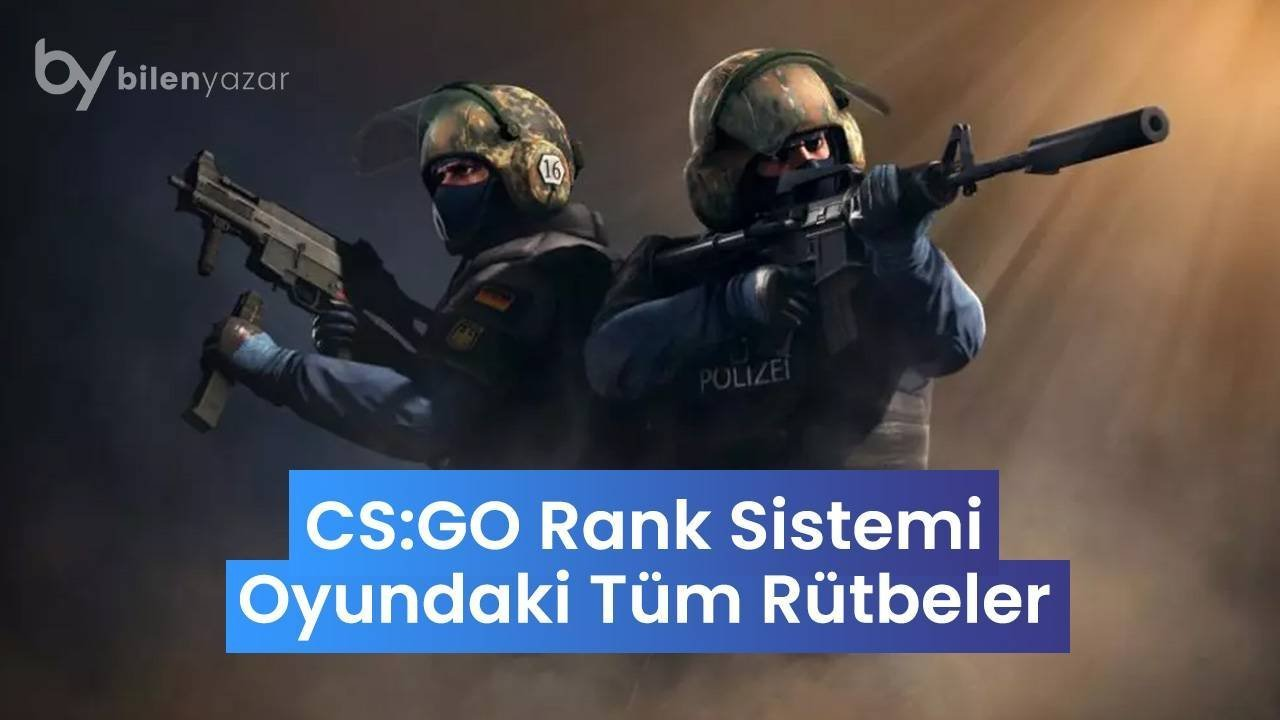 CS:GO Rank Sistemi