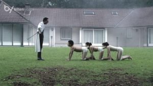 İnsan Kırkayak (The Human Centipede) trailer